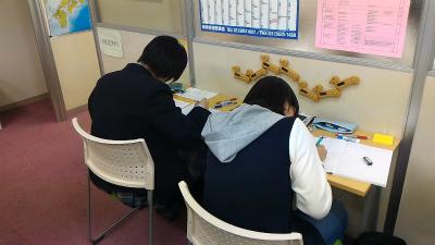2017年度卒業生 @上石神井教室