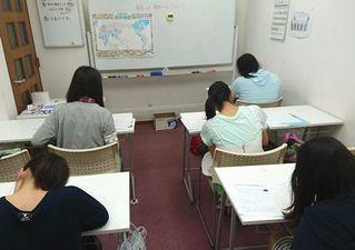 【下井草教室】 見ているんだなぁ