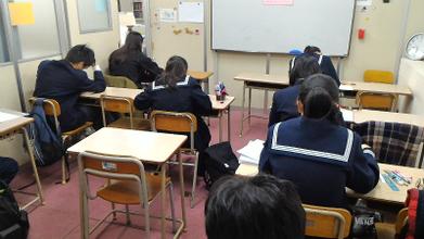 第1回TOMAN判定テスト @ 上石神井教室