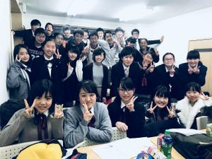 決戦前夜(石神井台教室)